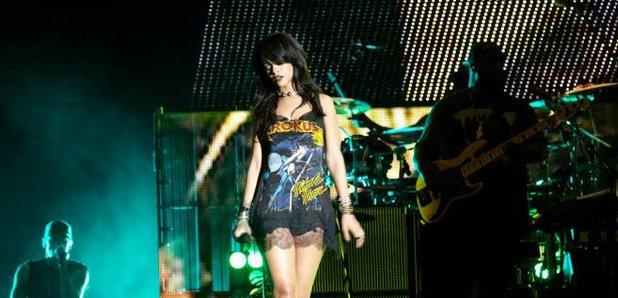 Rihanna and Eminem on tour
