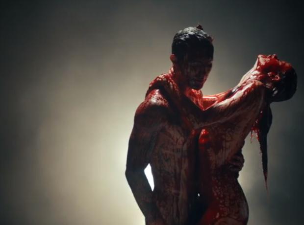 Maroon 5 Animals Music Video