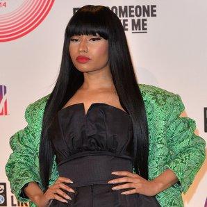 Nicki Minaj MTV EMAs 2014