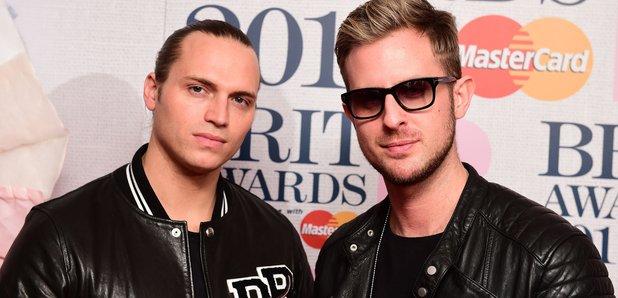 Sigma BRIT Awards Nominations 2015