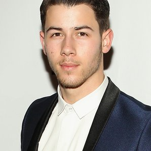 Nick Jonas posing