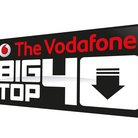 Vodafone Big Top 40 Logo 2016